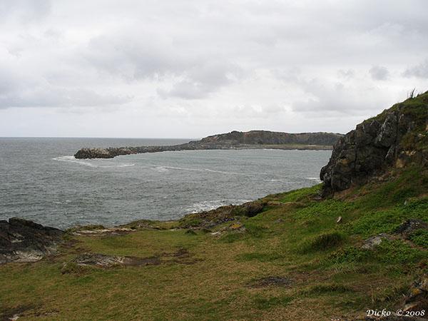 Coff's Harbour breakwater