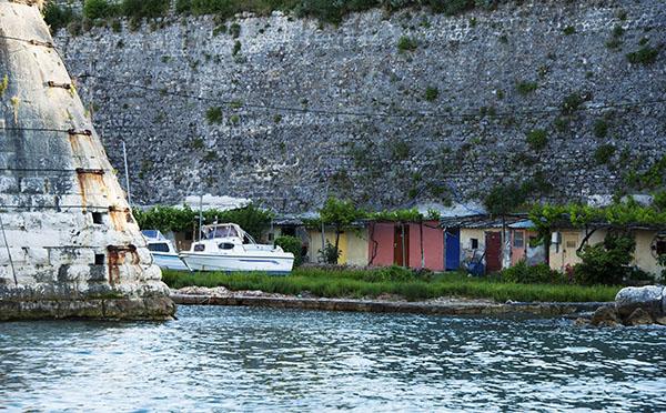 Saranda, Albania to Corfu Town, Corfu
