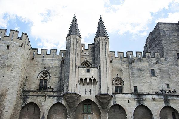Avignon to Lock Avignon