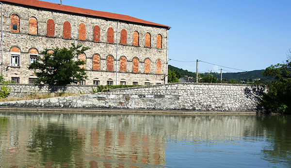 Lock Beauchastel to Lock Sablons