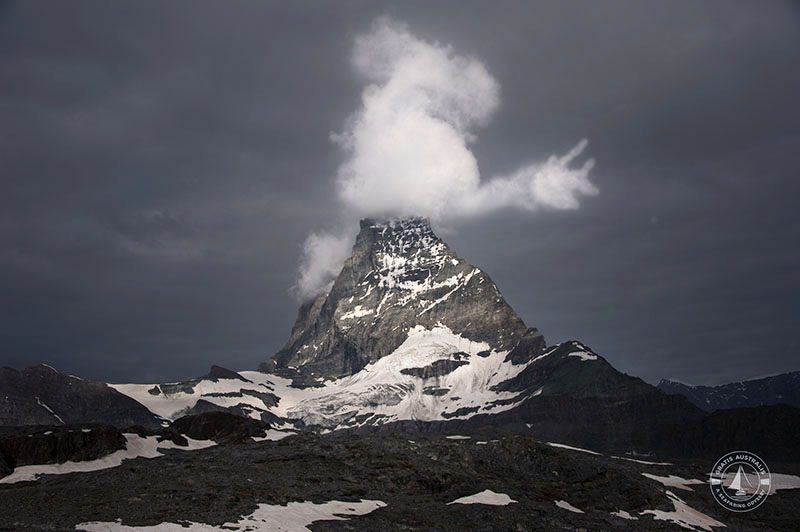 Zermatt, Switzerland to Freiburg im Briesgau, Germany