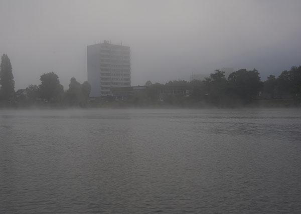 Munster, Dortmund – Ems Canal, Germany