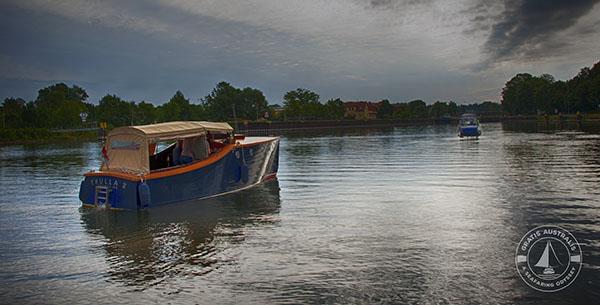 Brandenburg an der Havel to Potsdam, Tiefer See