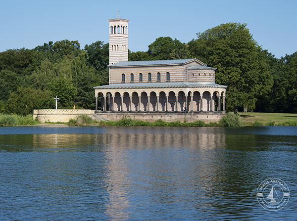 Potsdam, Tiefer See to Spandau