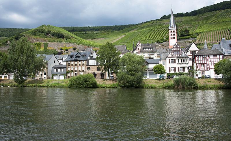 Bernkastel – Kues to Cochem, Germany