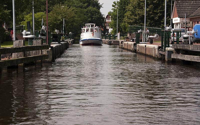 Aurich to Emden: Ostfriesland, Germany