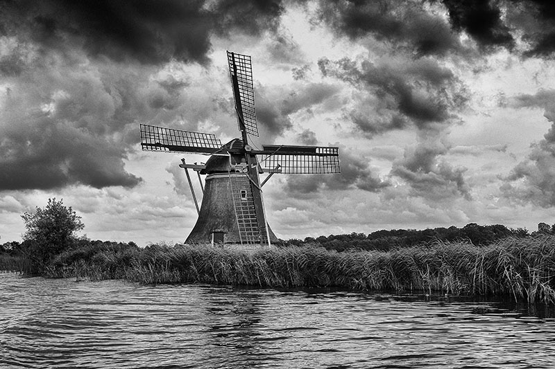 Leeuwarden surrounds in Little G2: Friesland, Netherlands