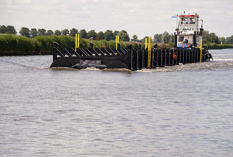 Delfzijl to Groningen, Netherlands