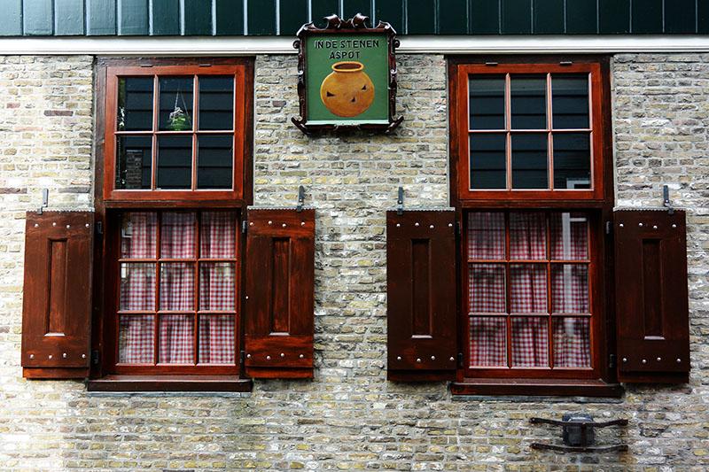 Alkmaar to De Rijp: North Holland, Netherlands