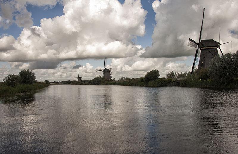Kinderdijk: South Holland, Netherlands