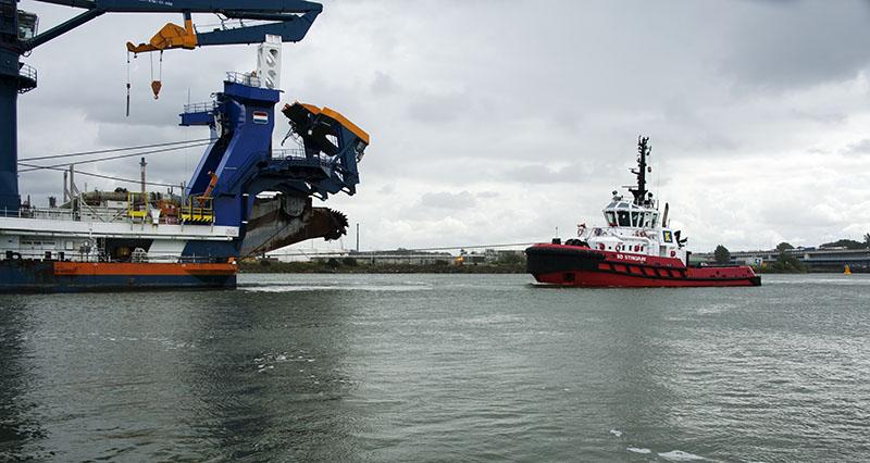 Rotterdam to Nieuw – Beijerland: South Holland, Netherlands