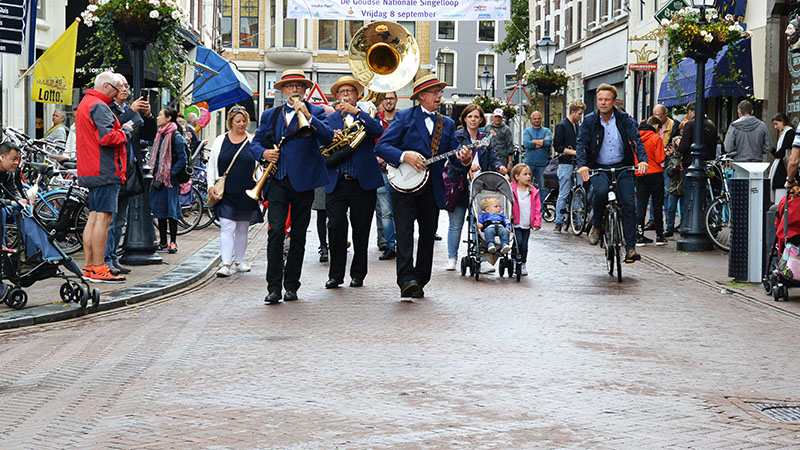 Gouda: South Holland, Netherlands