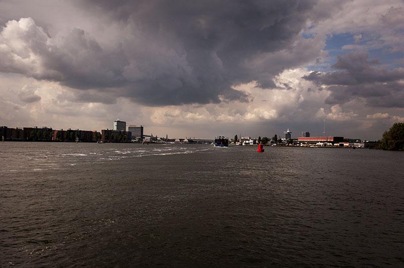 WSV De Watergeuzen to Westerkanal, Amsterdam: South Holland, Netherlands