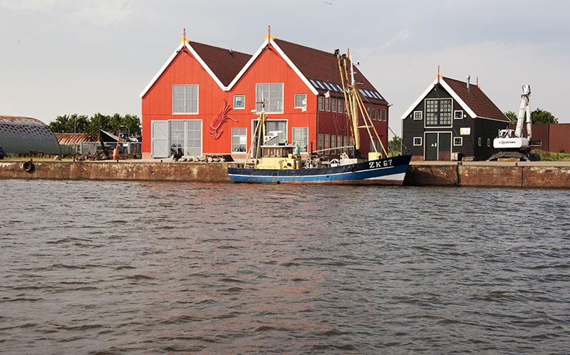 Groningen to Zoutkamp: Groningen, Netherlands