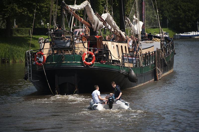 Lauwersoog to Dokkum Update