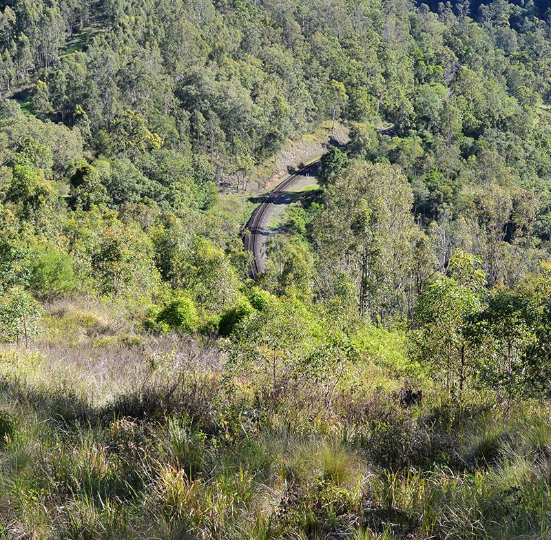 Advancetown to Running Creek: Queensland, Australia