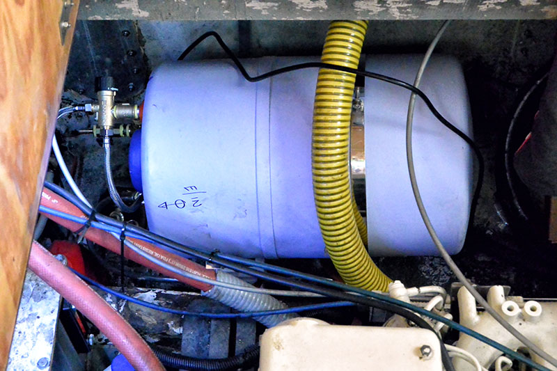 Hot Water Service Installation: Sneek, Netherlands