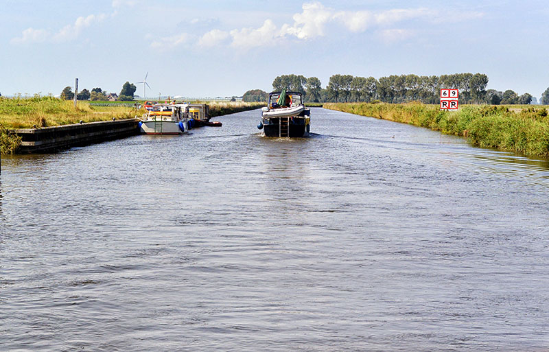 Medemblik to Waarland: Netherlands