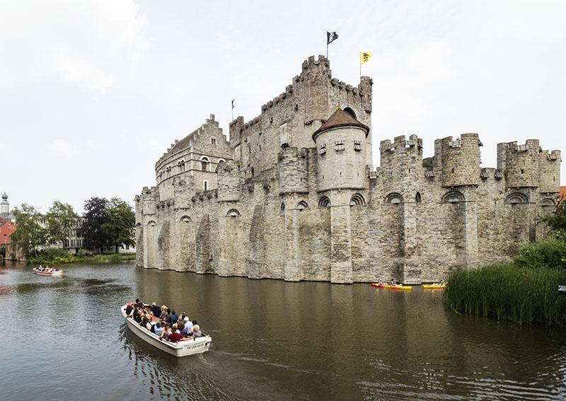 Terneuzen, Netherlands to Ghent, Belgium