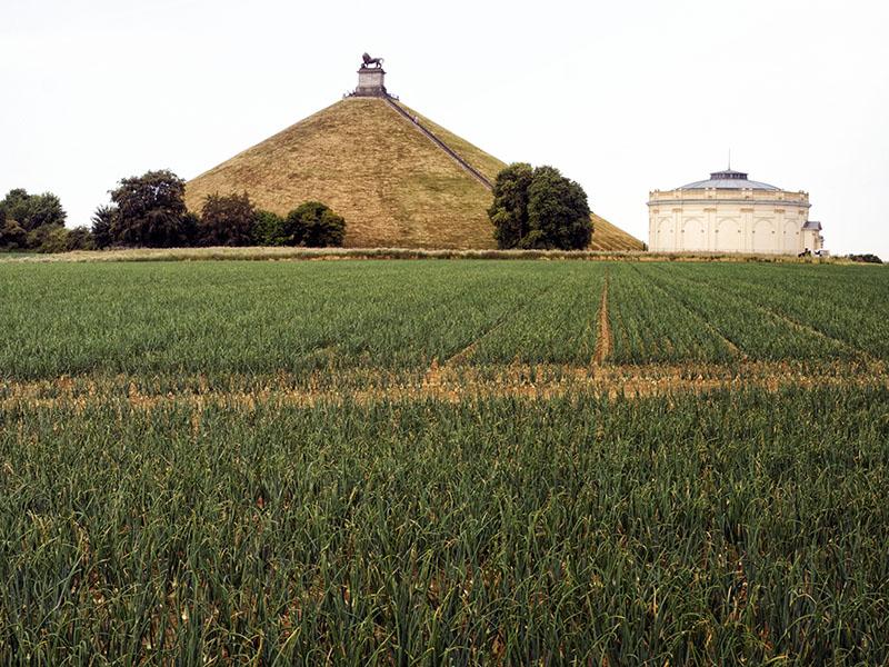 Champ de Bataille Waterloo, Belgium