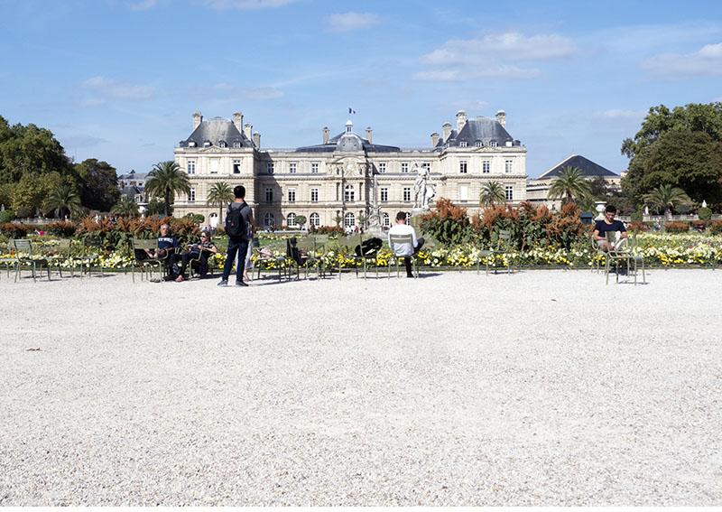 Jardin des Plants and Palais Luxembourg: Paris, France
