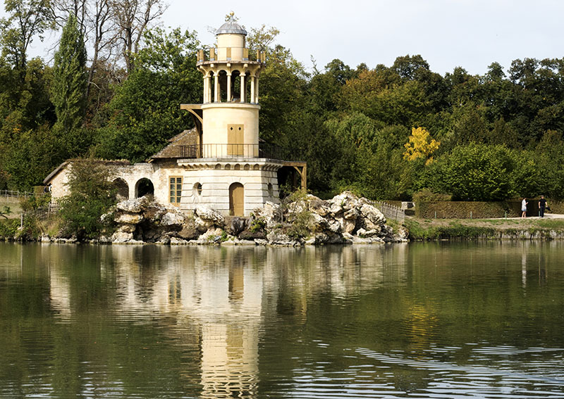 Versailles, the Dreamscape Beyond….