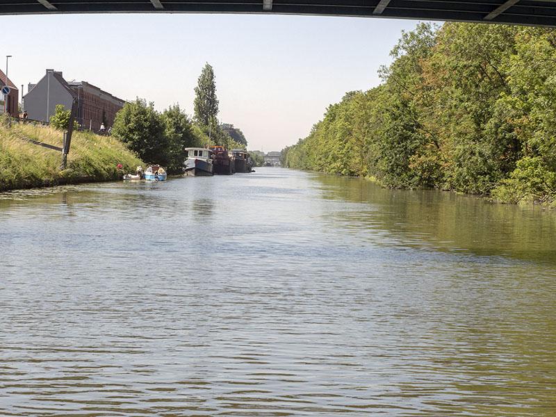Gent to KGWV Gent, Belgium