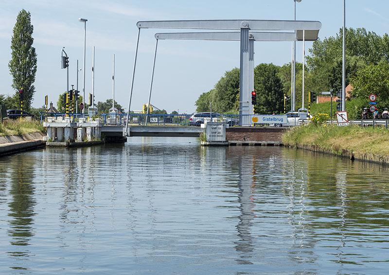 Brugge to VVW Westhoek Nieuwpoort, Belgium