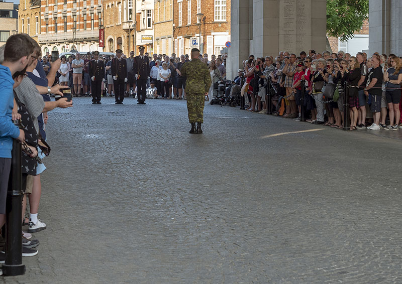 Ieper and the Last Post Ceremony