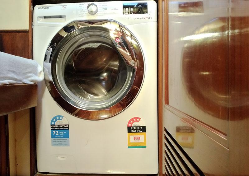 A New Washing Machine