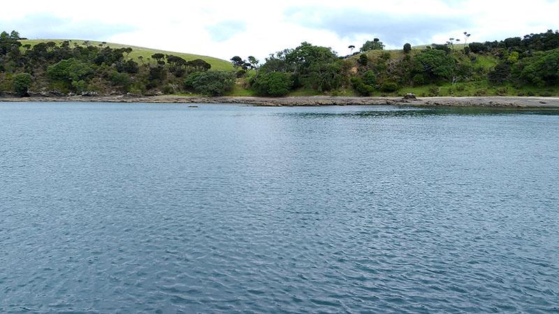 Oneroa Bay, New Zealand