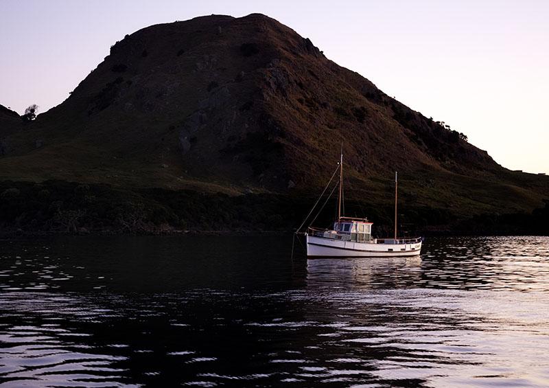 Kawau Island to Urquharts Bay, Whangarei: New Zealand