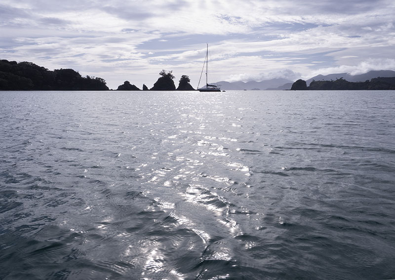 Urupukapuka Island: A Perfect Anchorage