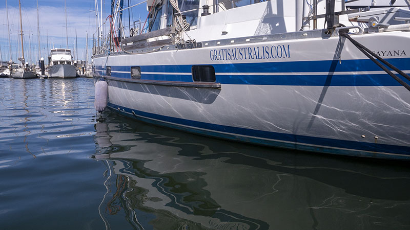A Yacht Renamed