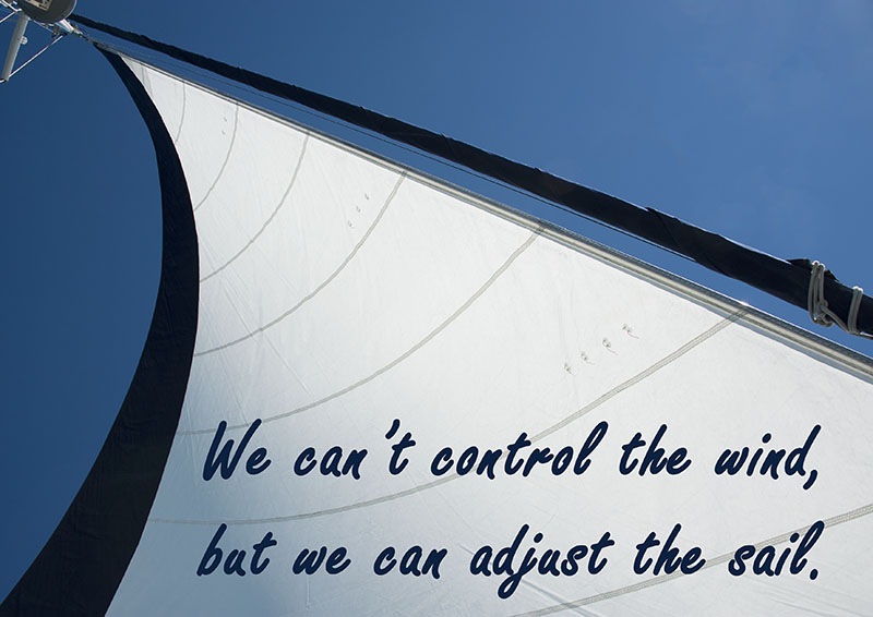 We Can't Control the Wind