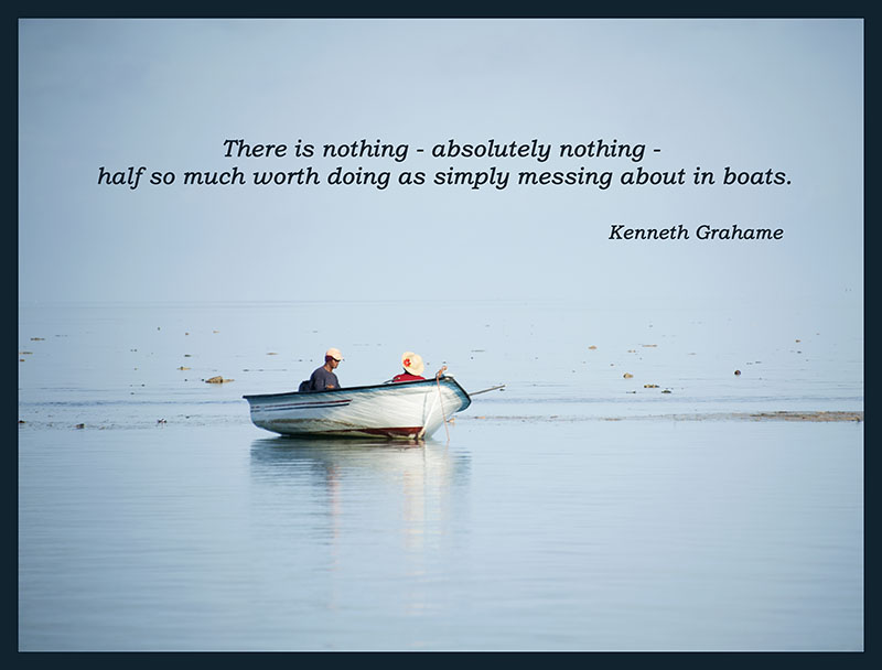 There Is Nothing Worth Doing……..